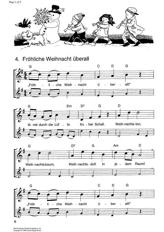 Kirchen Weihnachtslieder.Weihnachtslieder Singen In Der Kloster Oeseder Kirche St Johann